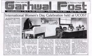 women day138