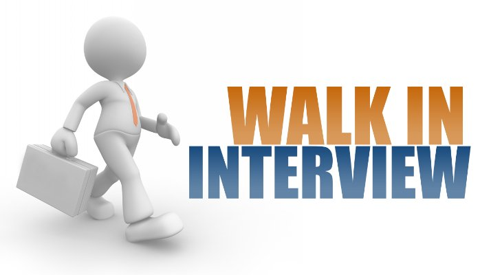 Walk-In-Interview on 17 June, 2017 for Project Staff