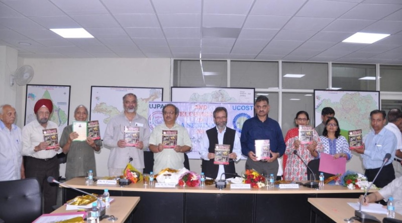 """Uttarakhand State Council for Science & Technology (UCOST) & Universities Journal of Phytochemistry and Ayurvedic Heights Organized a seminar on """"Herbal Research, Opportunities, Challenges & Beyond"""" on 29th June 2017 at Vigyan Dham"""