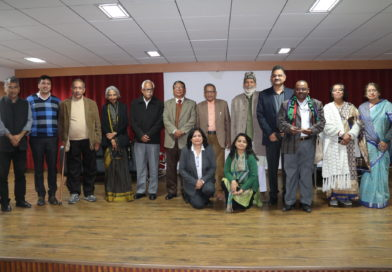 2nd R.S.Tolia Memorial  Lecture on the Occasion of International Mountain Day on 11th Dec at RSC, Vigyan Dham, Dehradun