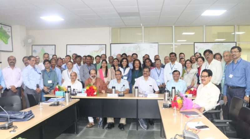 Brain Storming cum Review Meeting for New 52 Episode Radio Serial on Climate Change and Global Warming held on 24th July at UCOST, Dehradun