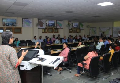 Round-table meet on Climate Change organized by  SDFU and IMI at UCOST Dehradun on 2nd Aug, 2018