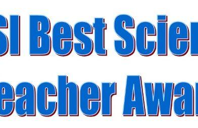 NASI Best Science Teacher Award 2018-19