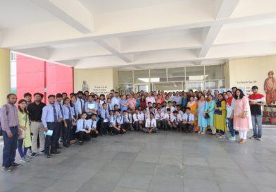 Prof V.P. Sharma Memorial Lecture was organized at Vigyan Dham, Dehradun during 12th June, 2019