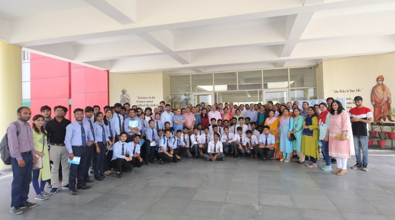 Prof V.P. Sharma Memorial Lecture was organized at Vigyan Dham, Dehradun during 12th June, 2019
