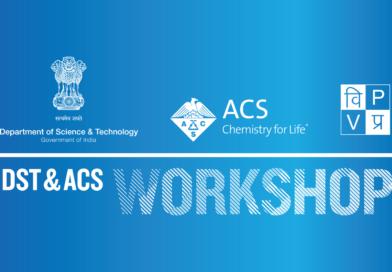 Online Registration for DST & ACS Publishing Workshop has been Started