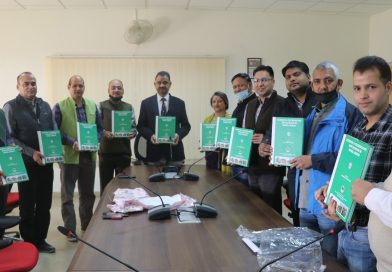 """Book entitled """"S&T Applications in Rural Areas"""" released at UCOST, Dehradun"""