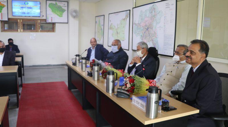 UCOST Celebrated Uttarakhand Foundation Day  at Vigyan Dham on 9th Nov, 2020