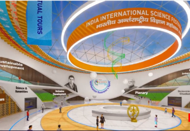 UCOST Virtual Participation in India International Science Festival (IISF)