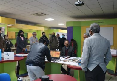 Artificial Intelligence based Demonstartion at RSC,UCOST, Dehradun
