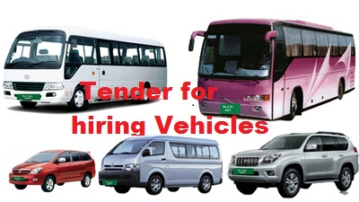 Vehicle Hiring Tender Advertisement at UCOST, Dehradun