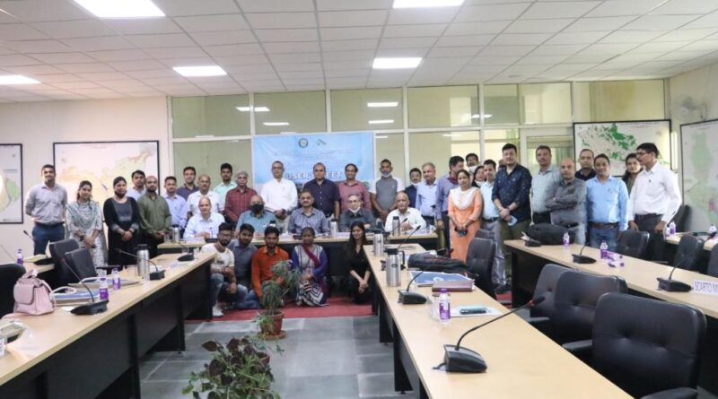 A Stakeholders User's Meet in E-Waste Project held at UCOST, Vigyan Dham on 31st Aug, 2021