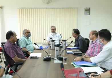 Brainstorming session of Center of Excellence on Forest based Livelihood in Uttarakhand on 10th Sept at UCOST, Vigyan Dham
